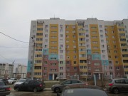 Многоэтажный жилой дом 30 лет Победы «Застройка микрорайона № 21 в г.Балаково Саратовской области